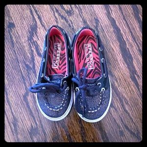 Sperry Girls Top-Siders.